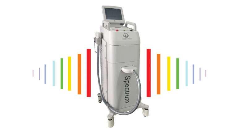 Spectrum 激光療程